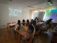 Third Film Screening in Romania