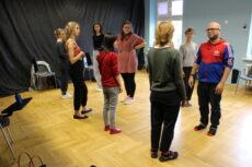 Forum Theater Workshop in Poland